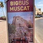 Big Bus Tours Muscat Foto
