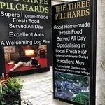 Foto di The Three Pilchards