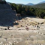 에피다우라스 극장의 사진