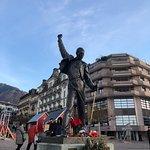 Billede af Freddie Mercury Memorial