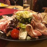 Südtiroler Salatteller