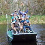 Foto de Alligator Cove Airboat Nature Tours