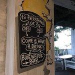 Foto de BlueWater Cafe & Beach House, Seminyak, Bali