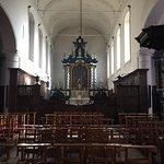 St. Elisabeth Church - nave