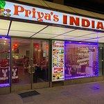 صورة فوتوغرافية لـ Priya's Indian Restaurant