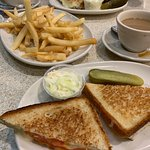 Foto de The Red Flame Diner