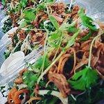"""""""Grab & Go"""" Pulled Jackfruit Salad"""