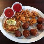 Foto de Davis Street Pier Seafood Hut