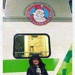 Santa Claus Express fényképe