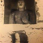 雲岡石窟の写真