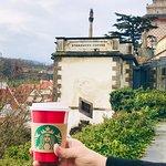 Billede af Starbucks Coffee Prague Castle