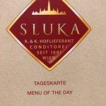 Sluka Conditorei Kärntner Straße Foto