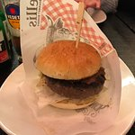 Photo of Ellis Gourmet Burger - Antwerpen De Keyserlei