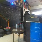 Billede af The Garage Cafe