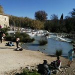 Foto de Cascate del Mulino