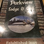 Foto de Parkview Lodge And Grill