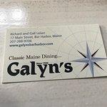 صورة فوتوغرافية لـ Galyn's