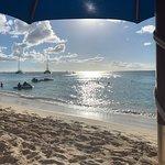 Foto de Ju Ju's Beach Bar and Restaurant