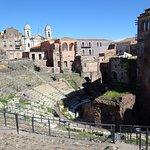Greek-roman theatre of Catania