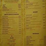 Foto de Zaika Indian Cuisine