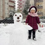 We help you make a snowman 😅🎿⛄☃️⛄❄️❄️💧