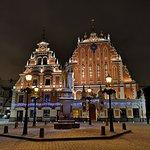 Bild från Riga Town Hall Square