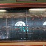 Bilde fra The Stock Exchange Saloon