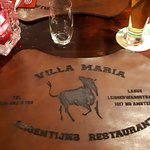 Foto van Villa Maria Steakhouse