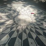 Strawberry Fields mosaic