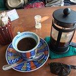 Natural Coffee Foto