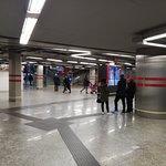 Bild från Madrid Metro