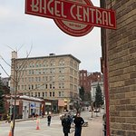 Foto de Bagel Central