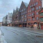 Foto van Werf van Bryggen Hanseatic