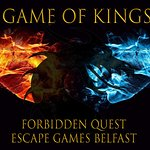 """Game of thrones style escape room """"Game of Kings"""""""