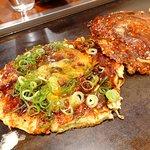 ภาพถ่ายของ Okonomiyaki Kiji - Umeda Sky Bldg