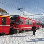 Photo de Bernina Express