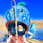 Blue Whale of Catoosa ภาพถ่าย