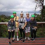 Photo de Sky Adventures - Arenal Park