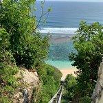 巴厘卡玛海滩照片