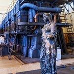L'antico  e la meno  recente  archeologia  industriale  convivono  in  una moderna simbiosi  in questo  affascinante  museo ,  unico  per  Roma e  forse  per l'Italia ,  di  cui segnalo  la  perizia , la  disponibilità e la preparazione degli  archeologi ad esso preposti .