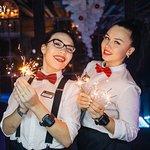 С теплом и наилучшими пожеланиями рестобар&караоке Pashtet!
