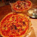 Pizza Union Aldgate Foto