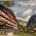 写真ホテルレストラン アルピナ グリンデルワルド枚