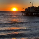 Santa Monica State Beach Foto
