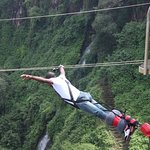 Фотография Мост через реку Замбези