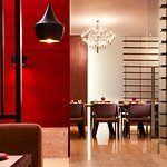 Celebrate your special occasion in our private dining area whilst enjoying the view of the Mumbai skyline.