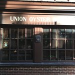 Union Oyster House side window.