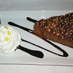 Pastel de cítricos y frutos secos apto para celiacos y diabéticos (Sweet Corner)