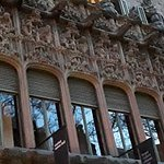 Palau del Baro de Quadras Foto