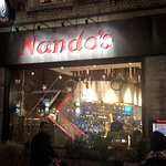 Nando's Gloucester Rd. store front
